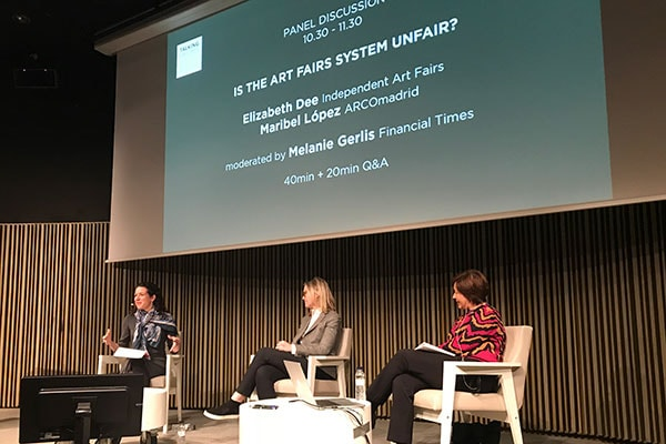 Talking Galleries Conference - Student Blog