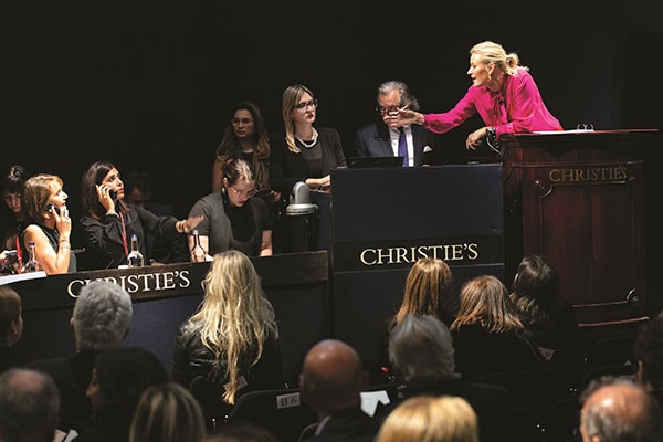 Christie's Education Expands its Art Business Programme to Sydney