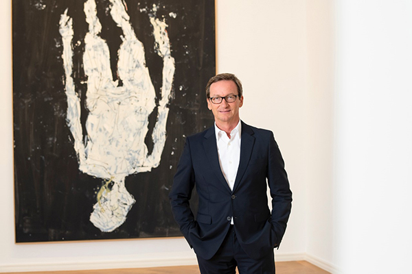 "Gallerist Thaddaeus Ropac: ""The artist always comes first"""